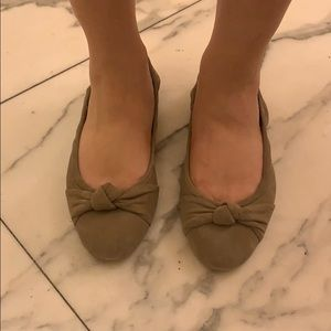 Sam Edelman knitted toe flat